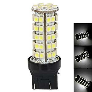 T20 68 LED Car Brake Lamp Light Bulbs White