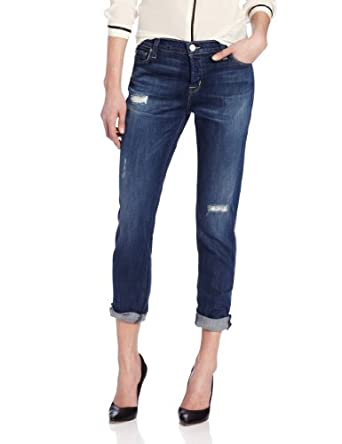 Hudson Jeans Women's Leigh Boyfriend Jean, Youth Vintage, 25