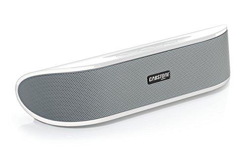Cabstone-SoundBar-Stereo-Lautsprecher-mit-USB-Plug-n-Play-und-AUX-In-wei