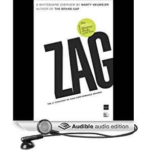ZAG: The Number-One Strategy of High Performance Brands (Unabridged)