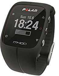 Polar M400 without Heart Rate Monitor (Black)