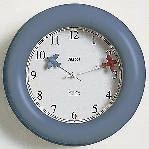 Michael graves kitchen clock by alessi home for Amazon alessi