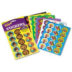 * Stinky Stickers Variety Pack, Colorful Favorites, 300/Pack