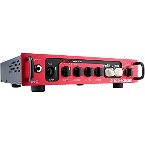 Tc Electronics Bh 800 Bass Amplifier Head