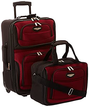 Travel Select Amsterdam Two Piece Carry-On Luggage