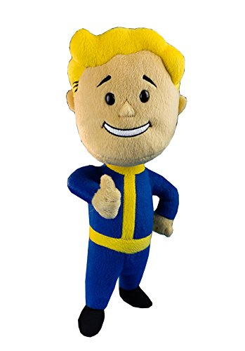 Fallout Plush Figure Vault Boy 30 cm Gaming Heads