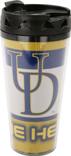 Delaware Fightin' Blue Hens Travel Mug