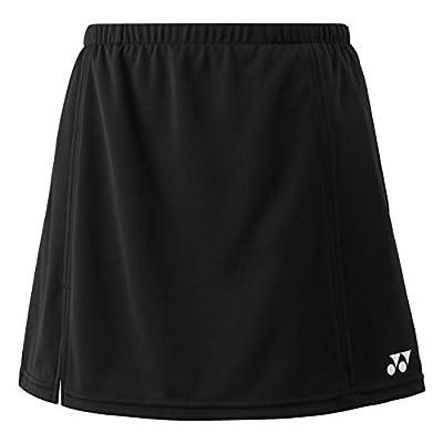 (ヨネックス)Yonex ソフトテニスウェア スカート(インナースパッツ付) 26046 [レディース] 26046 007 ブラック (007) M