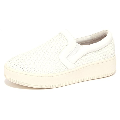 8959P sneaker UMA PARKER NY bianco scarpa donna shoe woman [40]
