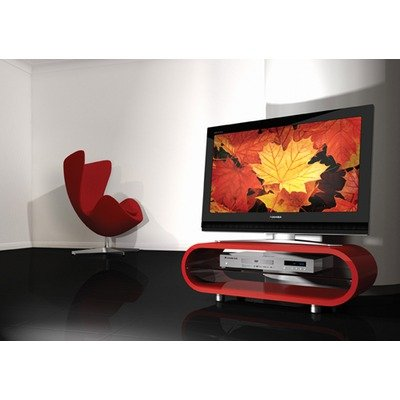 Cheap Techlink Ovid OV95R 37″ TV Stand in Red (OV95R)