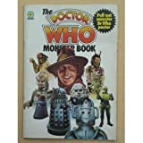 Doctor Who Monster Book (Target Books) (No. 1)