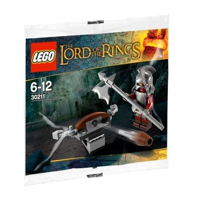 LEGO The Hobbit Uruk-Hai with ballista Mini Set #30211 [Bagged]