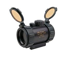 Hi-Lux Optics Red-Dot Series Riflescope, Matte Black