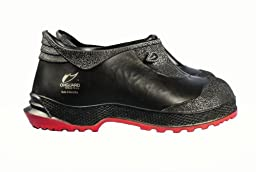 ONGUARD 89820 PVC Gator S2R Shoe with Red Lug Outsole, 12\