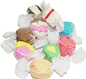 Salt Water Taffy Assorted Flavors 3lb
