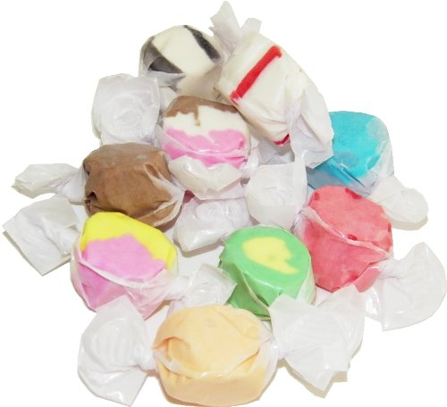 Sweets Salt Water Taffy, Assorted Flavors, 3 Pound (Salt Water Taffy Vanilla compare prices)