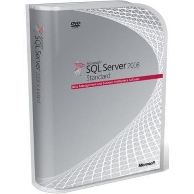 Sql Svr Std Edit 2008 R2 32bit/X64 DVD 10 Clt