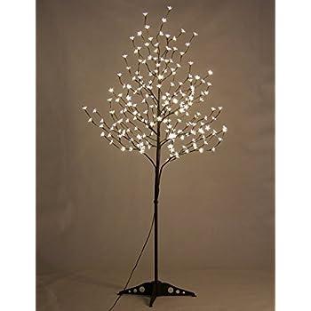 LED Blossom Tree, 6-Feet, Warm White
