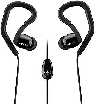 Mpow Sportfit Wired Sports Headphones