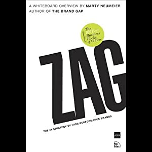 ZAG: The Number-One Strategy of High Performance Brands | [Marty Neumeier]