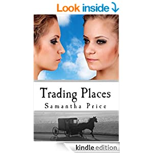 Trading Places (Amish Twin Hearts Book 1) (Amish Romance)