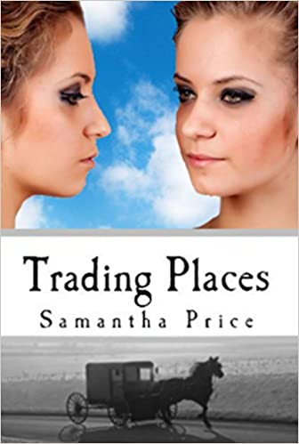Trading Places (Amish Twin Hearts Book 1) (Amish Romance series): Clean Romance Series