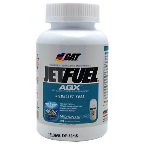 GAT GAT AQX, 90 Capsulessules