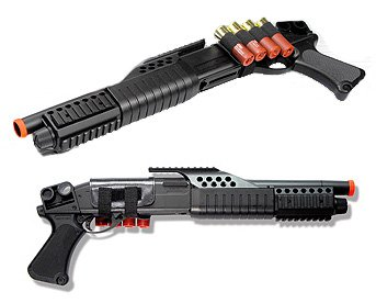 TSD Sports Series SD87 Shotgun, Pistol Grip airsoft