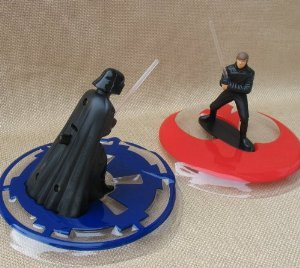 Star Wars Cake Topper Party Accessory Coconuas224