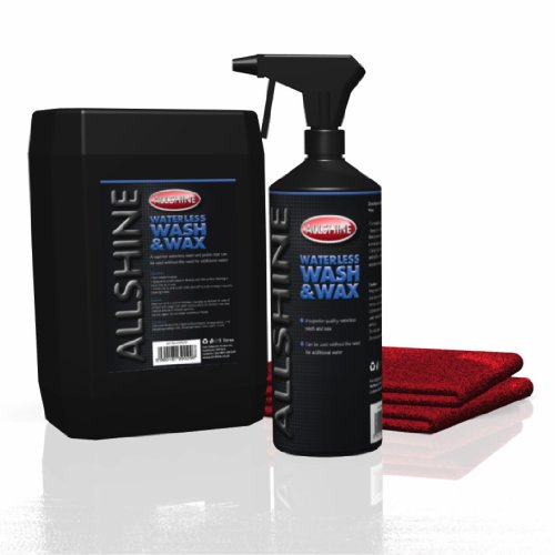 all-shine-waterless-car-wash-wax-makes-6-litres-premium-valeting-kit