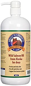 Grizzly Salmon Oil for Dogs from Grizzly