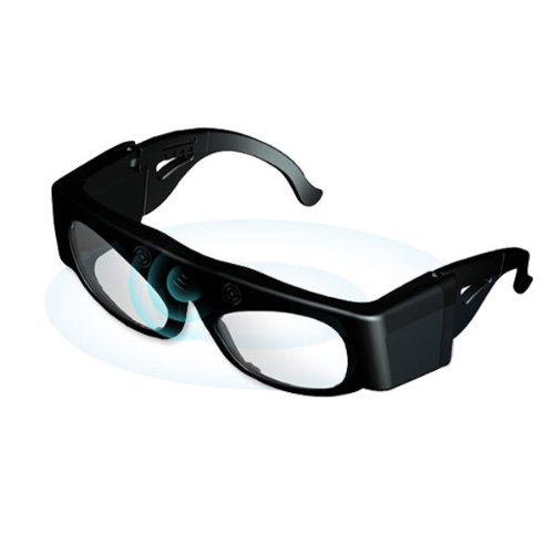 iGlasses Ultrasonic Mobility Aid Clear Lens