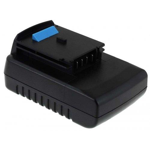 Premium Akku für Black & Decker Akkubohrschrauber HP188F4L 2000mAh, Li-Ion, 18V