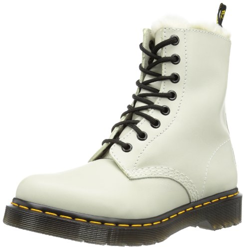 Dr. Martens SERENA Cartegena OFF WHITE Ankle Boots Womens White Weià (off white) Size: 6.5 (40 EU)