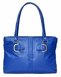 Utsukushii Women's Handbag (Blue) (BG479D)