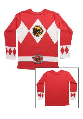 Red P (Red Samurai Adult Costumes)