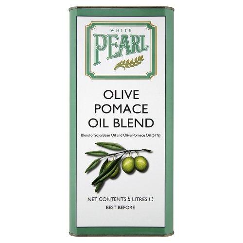 White Pearl Olive Pomace Oil 5 Litre