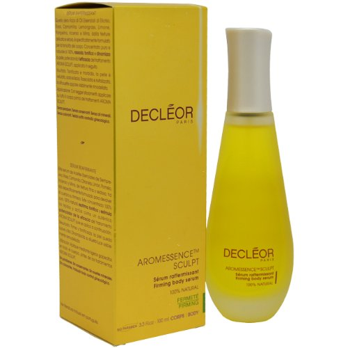 Decleor Aromessence Sculpt Firming Body Serum for Unisex, 3.3 Ounce
