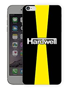 "Humor Gang Hardwell Love Printed Designer Mobile Back Cover For ""Apple Iphone 7"" (3D, Matte, Premium Quality Snap On Case)"