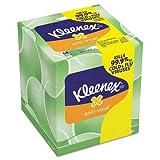 Kleenex Anti-Viral Facial Tissue, 3-Ply, 68 Sheets/Box, 27 Boxes/Carton