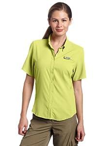 Columbia Sportswear Women's Tamiami II Short Sleeve Shirt, Sunnyside, X-Small