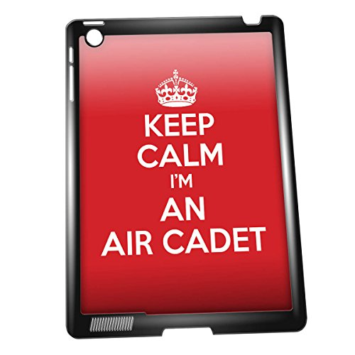KEEP CALM I 'm stivaletti militari di aria iPad 234 caso Idea regalo