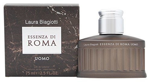Laura Biagiotti Essenza di Roma Uomo Eau de Toilette Spray 75 ml