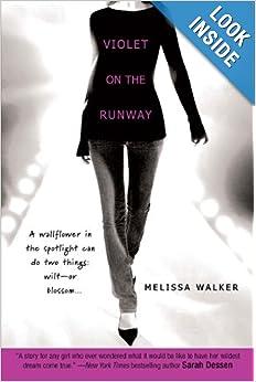 Amazon.com: Violet on the Runway (9780425217047): Melissa