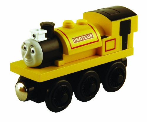Thomas And Friends Wooden Railway- Proteus
