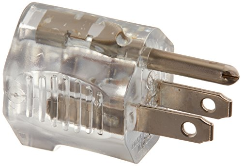 master-electrician-09907me-15-amp-clear-lighted-end-grounding-adapter