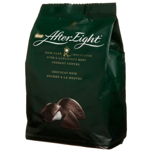 Amazon.com : Nestle After Eight Dark Chocolate Mints, 5.29-Ounce Bags