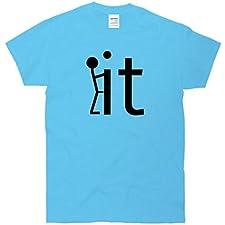 Fuck It Logo Figure T-Shirt