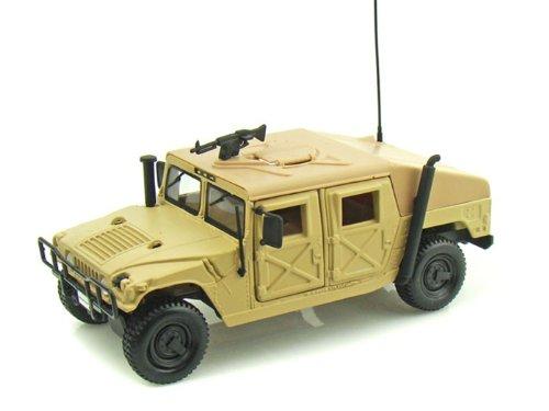 Hummer Military Humvee 1/27 Sand