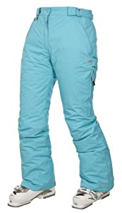 Trespass Women's Lohan Ski Pants - Aquatic, XX-Small